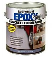 Rust-Oleum Epoxy Shield Concrete Floor Paint