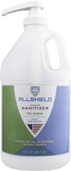 AllShield Gel Hand Sanitizer