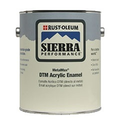 Rust-Oleum Sierra Performance MetalMax DTM Acrylic Enamel Semi-Gloss Gallon