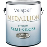 Valspar Medallion Interior Acrylic Latex Paint Semi-Gloss 2400