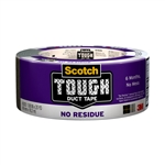 "3M Scotch No Residue Tough Duct Tape 1.88"" X 20 Yds 2420A"