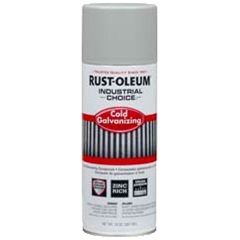 Rust-Oleum Industrial Choice 1600 System Galvanizing Compound Spray