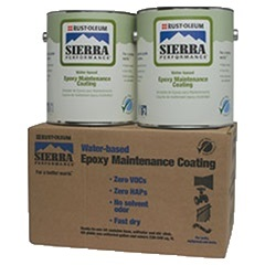 Rust-Oleum Sierra Performance S60 Water-based Epoxy Maintenance Coating Kit