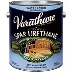 Varathane Outdoor Spar Urethane Water Based
