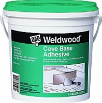 DAP Weldwood Cove Base Adhesive