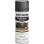 Rust-Oleum Textured Metallic Spray