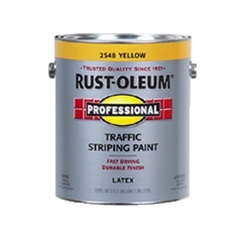 Rust-Oleum Professional Traffic Striping Paint