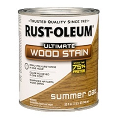 Rust-Oleum Wood Care Wood Care Ultimate Wood Stain Quart