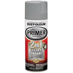 Rust-Oleum Automotive 2 in 1 Filler and Sandable Primer 260510