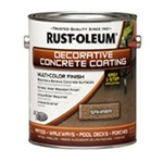 Rust-Oleum Decorative Concrete Coating