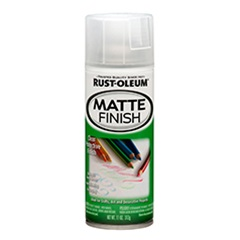 Rust-Oleum Specialty Matte Finish Spray 267028