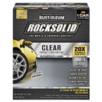 Rust-Oleum RockSolid Polycuramine® Clear Top Coating Kit - 1 Car