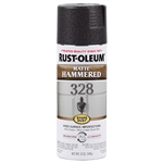 Rust-Oleum Stops Rust Matte Hammered Spray