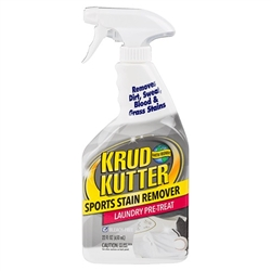 Krud Kutter Sports Stain Remover Laundry Pre-Treat 22 Oz 305473