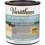 Varathane Weathered Wood Accelerator Quart 313835