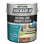 Rust-Oleum RockSolid Natural Look Concrete Sealer Gallon 317928