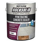 Rust-Oleum RockSolid Penetrating Concrete Sealer Gallon 317929