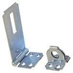 Ultra Hardware Zinc Plated Safety Hasp