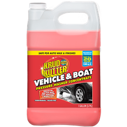 Krud Kutter Vehicle & Boat Pressure Washer Concentrate Advanced Formula Gallon 344232