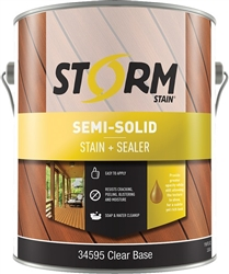 Storm System Category 3 Dual Dispersion Basecoat Gallon 34595