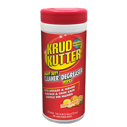 Kutter Heavy Duty Cleaner/Degreaser Wipes 30 Count 346527