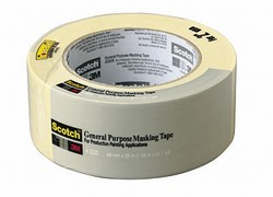 3M General Purpose Masking Tape