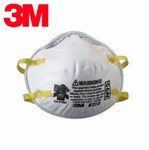 3M Disposable Particulate N95 Respirator 8210
