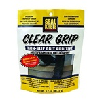 Seal-Krete 3.2 Oz Clear Grip Non-Slip Grit Additive 402002