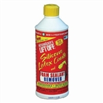 Motsenbocker's Lift Off Latex Caulk & Foam Sealant Remover 16 Oz