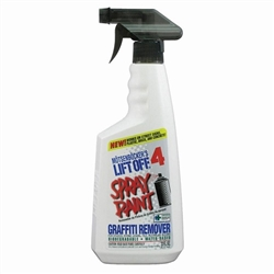 Mostenbocker's Lift Off Spray Paint Graffiti Remover 22 Oz