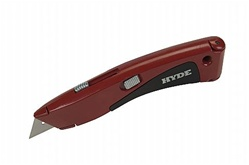 Hyde Tools MaxxGrip Top Slide Utility Knife