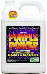 Aiken Chemical Purple Power Industrial Strength Cleaner & Degreaser Gallon 4320P