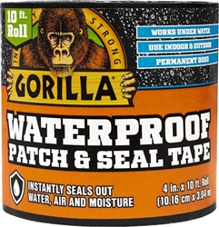 Gorilla Waterproof Patch & Seal Tape 4612502