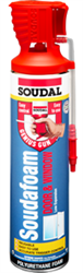 Soudal Soudafoam 20 Oz Door & Window Genius Gun 461800