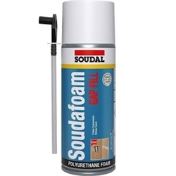 Soudal Soudafoam 12 Oz Gap Fill High Expansion Foam 463800