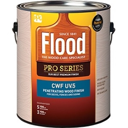 Flood Clear Wood Finish CWF-UV5