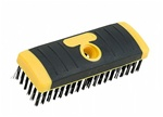 Hyde Tools Wire Brush 1-1/4""