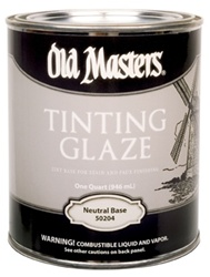 Old Masters Tinting Glaze