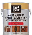 Absolute Coatings Last n Last Marine & Door Spar Varnish