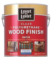 Absolute Coatings Last n Last Clear Polyurethane Wood Finish