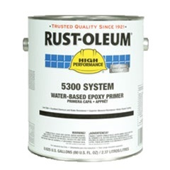 Rust-Oleum High Performance 5300 System Water-Based Epoxy Primer Gallon