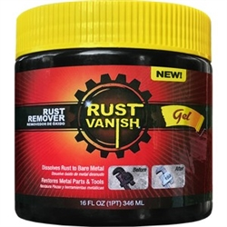 Rust Vanish Gel 16 Oz Rust Remover 6004-016