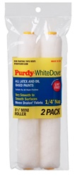 Purdy White Dove Mini Roller 2-Pack
