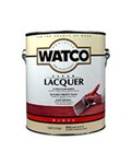 WATCO Lacquer Clear Wood Finish Gallon