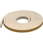 M-D Building Products White Extreme Temperature Door & Window Weatherstrip For Large Gaps