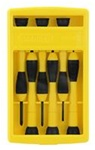 Stanley 6 Pc Precision Screwdriver Set 66-052