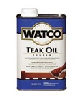 WATCO Teak Oil Quart