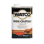 Watco Wipe-On Poly Quart