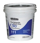 Gardner-Gibson Dynamite 111 Heavy Duty Clay Non-Strippable Wallcovering Adhesive