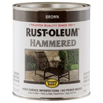 Rust-Oleum Stops Rust Hammered Brush-On Paint